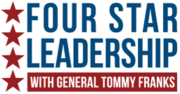 OC hosts Four Star Leadership with Gen. Tommy Franks