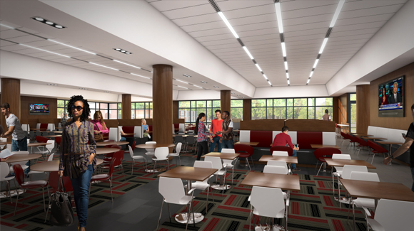 Mabee Foundation issues $1M challenge grant for dining facilities