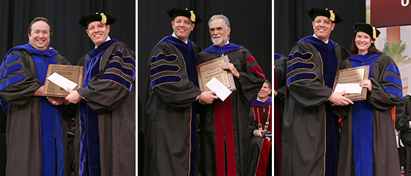 Oklahoma Christian honors outstanding faculty, staff